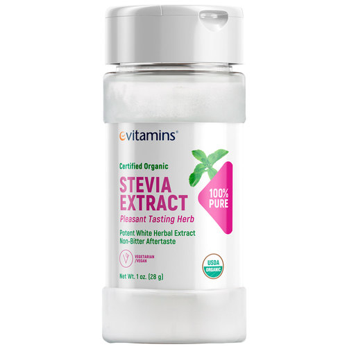 Certified Organic Stevia Extract